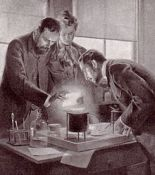 Curie_and_radium_by_Castaigne
