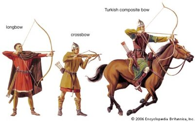 Ancient Bows Arrows - 40-2-001